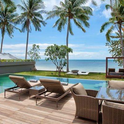 Olympia Villa NEUNG in Koh Samui, Thailand