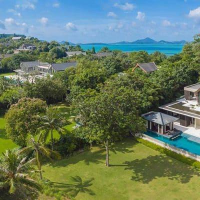 Olympia Villa NAAM SAWAN in Phuket, Thailand