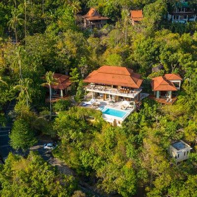 Olympia Villa SILA VAREE in Koh Samui, Thailand