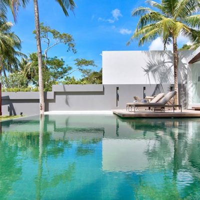 Olympia Villa SOONG in Koh Samui, Thailand