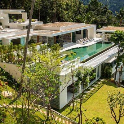 Olympia Villa SPICE in Koh Samui, Thailand