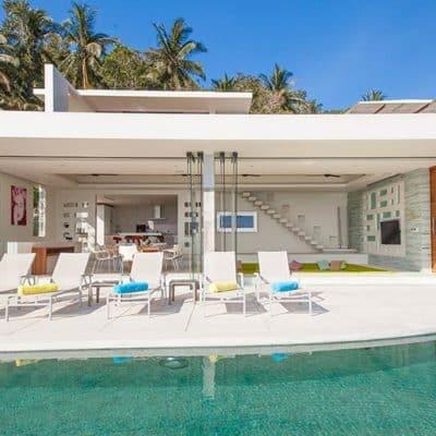 Olympia Villa SPLASH in Koh Samui, Thailand