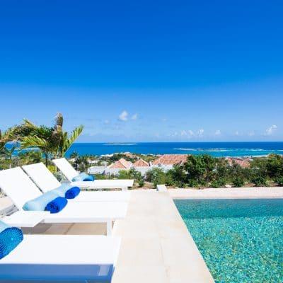 Olympia Villa ALBACORE in Caribbean, Saint Martin