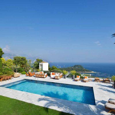 Olympia Villa MARINA in Cap Ferrat, French Riviera