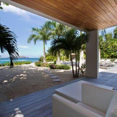 Olympia Villa PALM BEACH in Caribbean, Saint Barthélémy