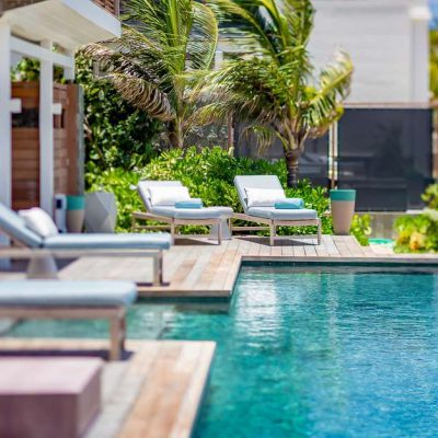 Olympia Villa AQUA in Caribbean, Saint Barthélémy