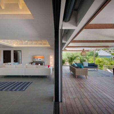 Olympia Villa CAIRN in Caribbean, Saint Barthélémy