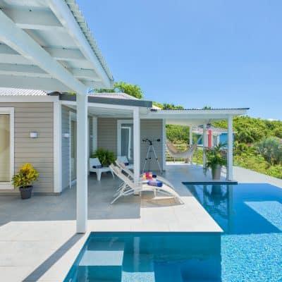 Olympia Villa DREAM VIEW in Caribbean, Saint Martin