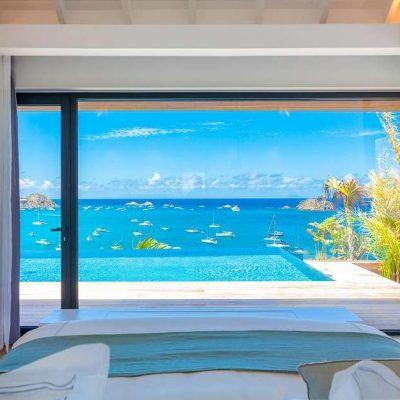 Olympia Villa JUNE in Caribbean, Saint Barthélémy