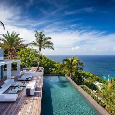 Olympia Villa LEGENDS B in Caribbean, Saint Barthélémy