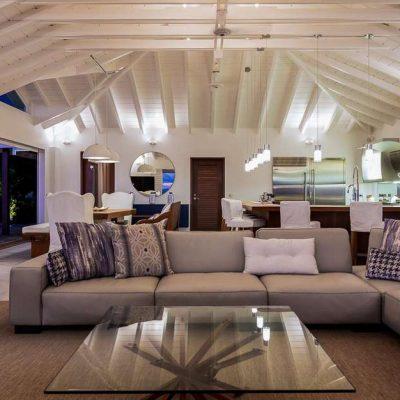 Olympia Villa MER SOLEIL in Caribbean, Saint Barthélémy