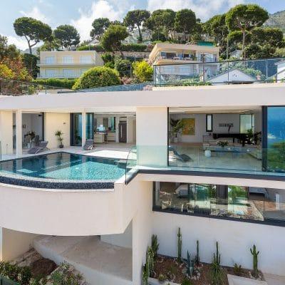 Olympia Villa MANDI in Cap Ferrat, French Riviera