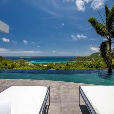 Olympia Villa NIRVANA in Caribbean, Saint Barthélémy