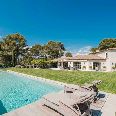 Olympia Villa ANDROMEDA in Cannes, French Riviera