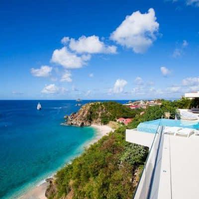 Olympia Villa VITTI in Caribbean, Saint Barthélémy