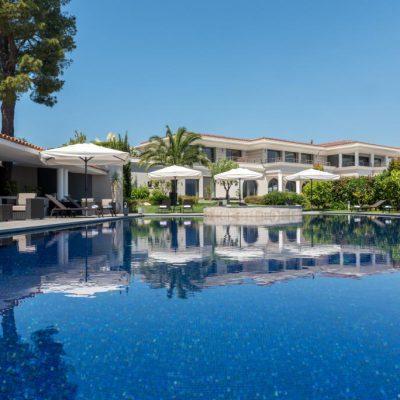 Olympia Villa ORELIE in Cap Ferrat, French Riviera
